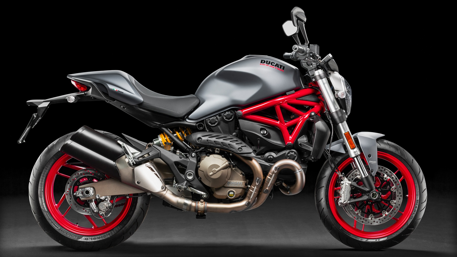 2017 Ducati Monster 821 for sale at Ducati Worcester, Worcestershire, Scotland