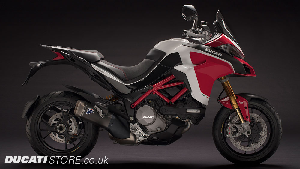 2018 Ducati Multistrada 1260 Pikes Peak for sale at Ducati Worcester, Worcestershire, Scotland