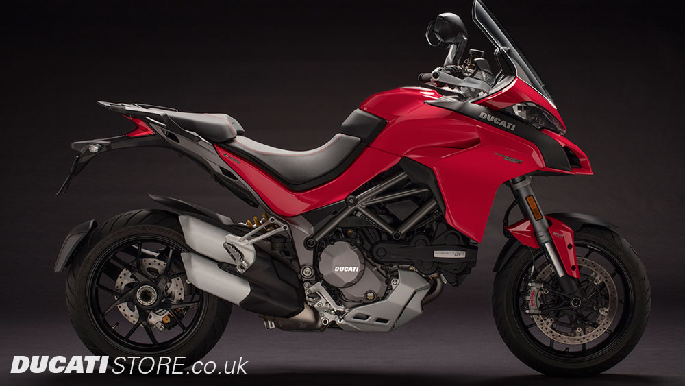 2018 Ducati Multistrada 1260 S for sale at Ducati Worcester, Worcestershire, Scotland