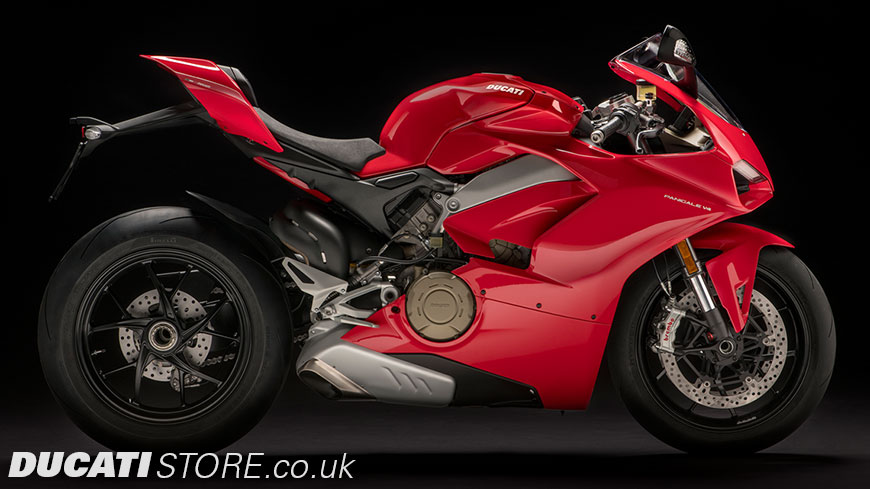 2018 Ducati Panigale V4 for sale at Ducati Worcester, Worcestershire, Scotland
