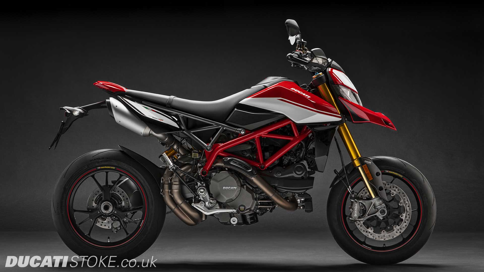 2019 Ducati Hypermotard 950 SP for sale at Ducati Preston, Lancashire, Scotland
