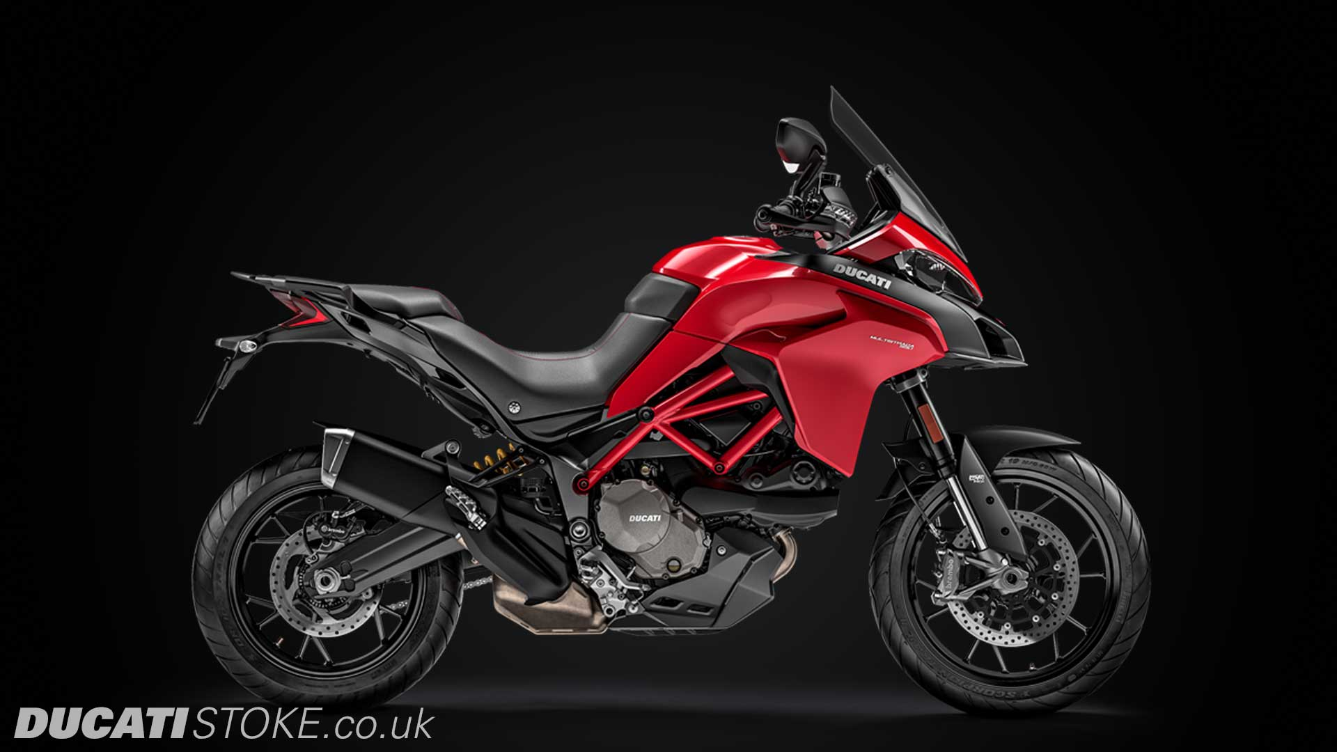 2019 Ducati Multistrada 950 for sale at Ducati Worcester, Worcestershire, Scotland