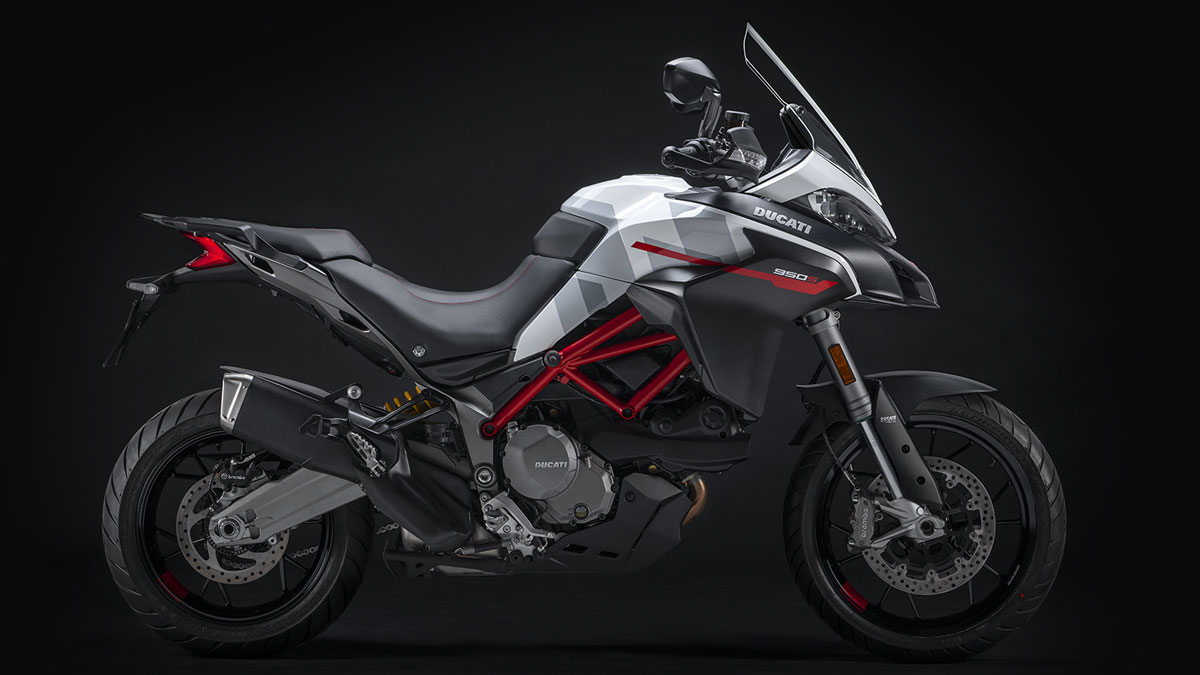 2019 Ducati Multistrada 950 S for sale at Ducati Preston, Lancashire, Scotland