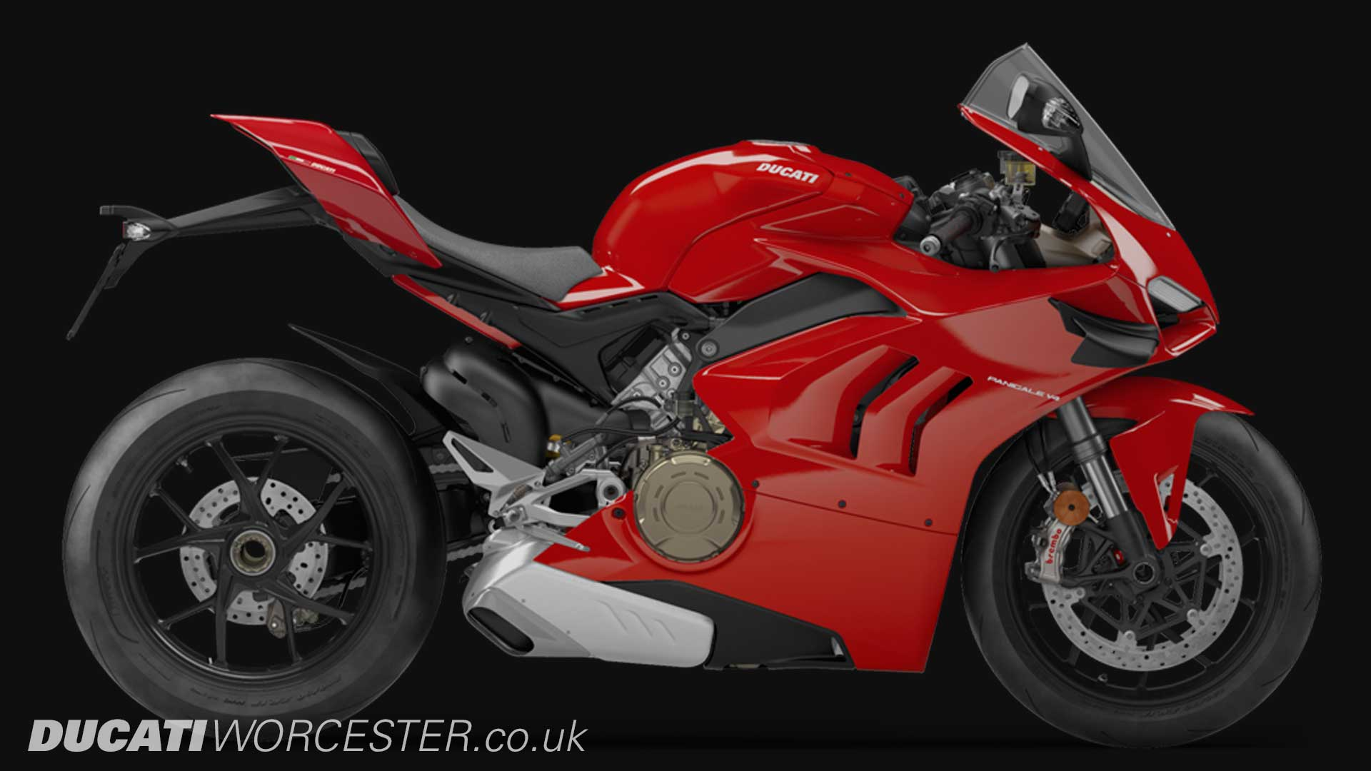 2020 Ducati Panigale V4 for sale at Ducati Worcester, Worcestershire, Scotland