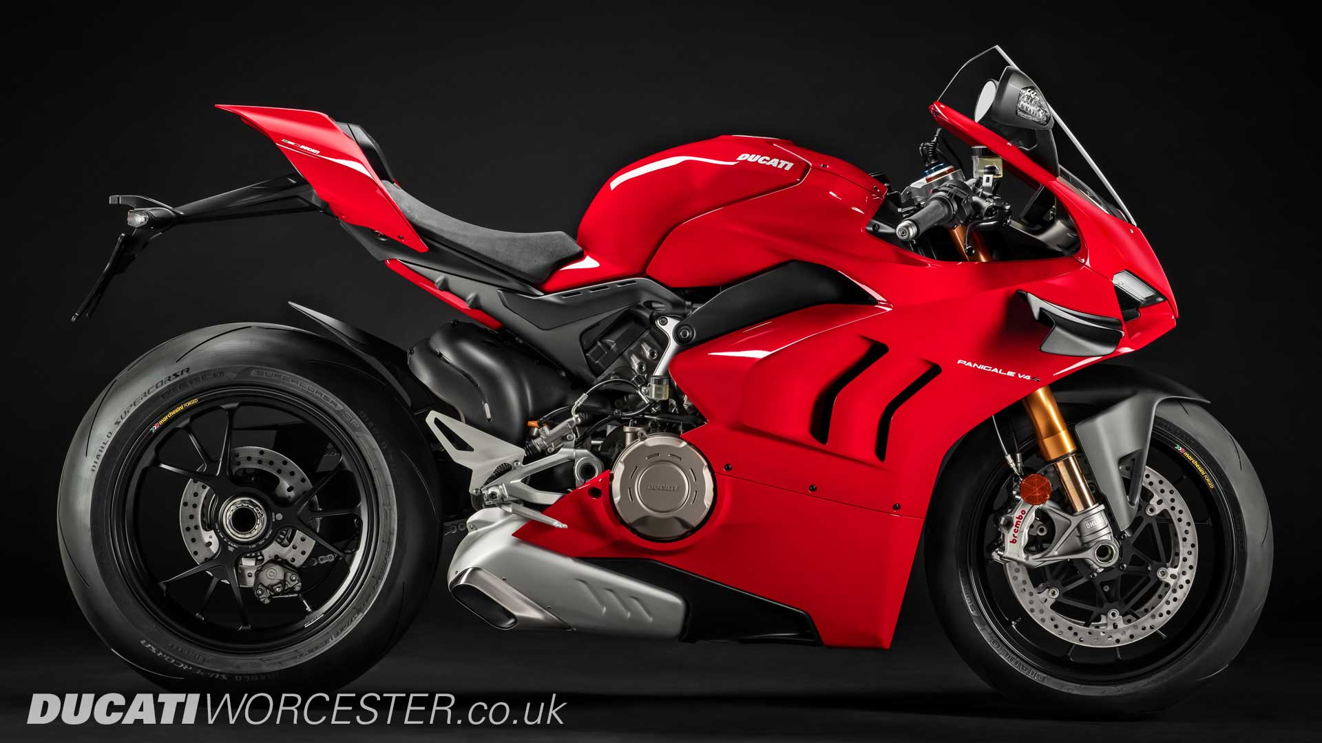 2020 Ducati Panigale V4S for sale at Ducati Worcester, Worcestershire, Scotland