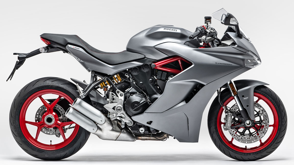 2020 Ducati SuperSport for sale at Ducati Preston, Lancashire, Scotland
